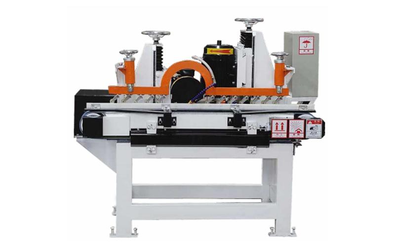 آلة القطع من النوع L مع الشفرة المزدوجة ZD-TM120L