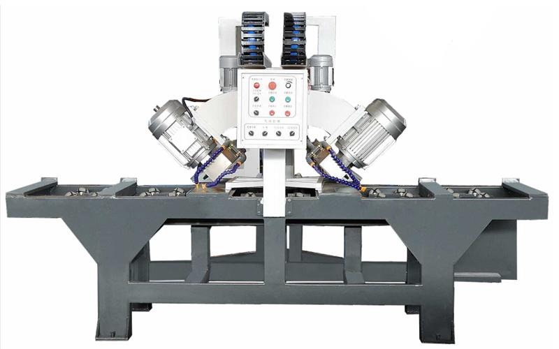آلة قطع تشافير لكلا الجانبين ZD-TM2500B
