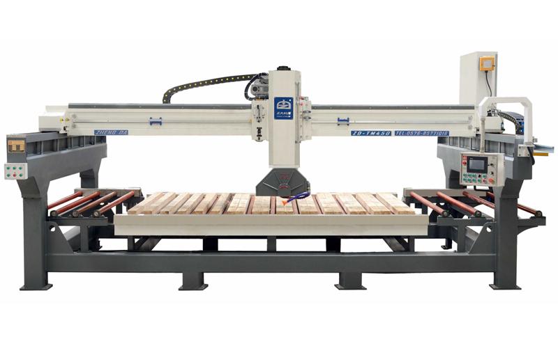 آلة قطع الجسر (خط المعالجة) ZD-TM450