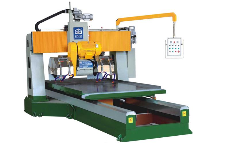 PORTAL TYPE PLC PROFILING MACHINE مع أربعة شفرات ZDFX-L