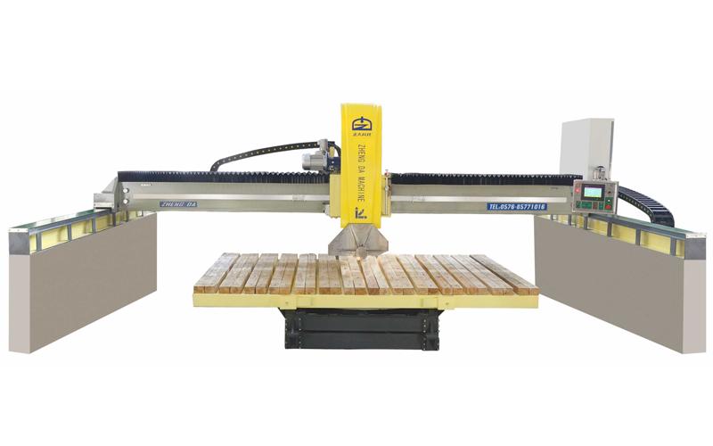 آلة قطع الجسر الأوتوماتيكية (موديل كلاسيكي) ZDH-400BX (360º)