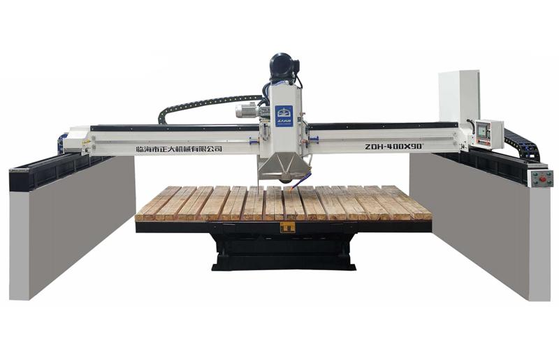 ماكينة القطع الأوتوماتيكية ZDH-400X (90º)