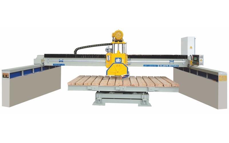 آلة قطع الجسر الأوتوماتيكية ZDH-450A / 600AX (90 درجة)