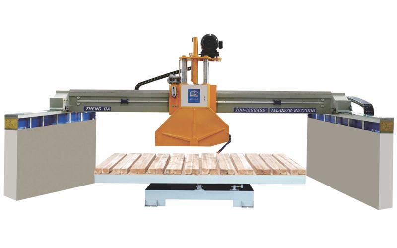آلة القطع الأوتوماتيكية لجسر الجسر الأوتوماتيكي ZDH1200A / 1600A