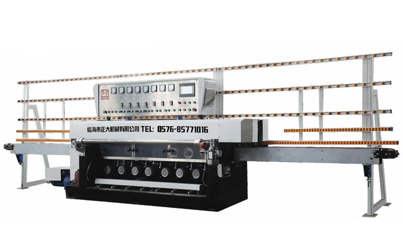 7 رؤساء حافة طحن آلة ZDLM-7A