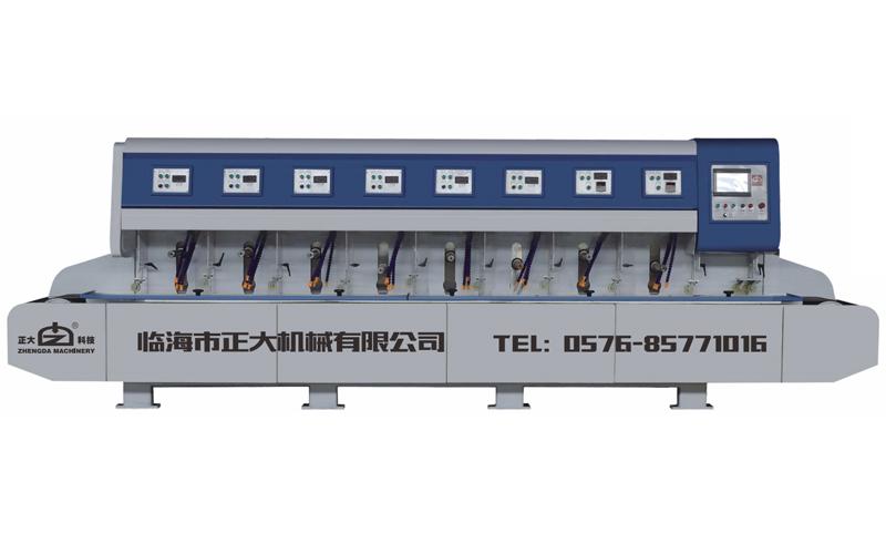 آلة تلميع الخطوط الأوتوماتيكية بالكامل ZDX-8